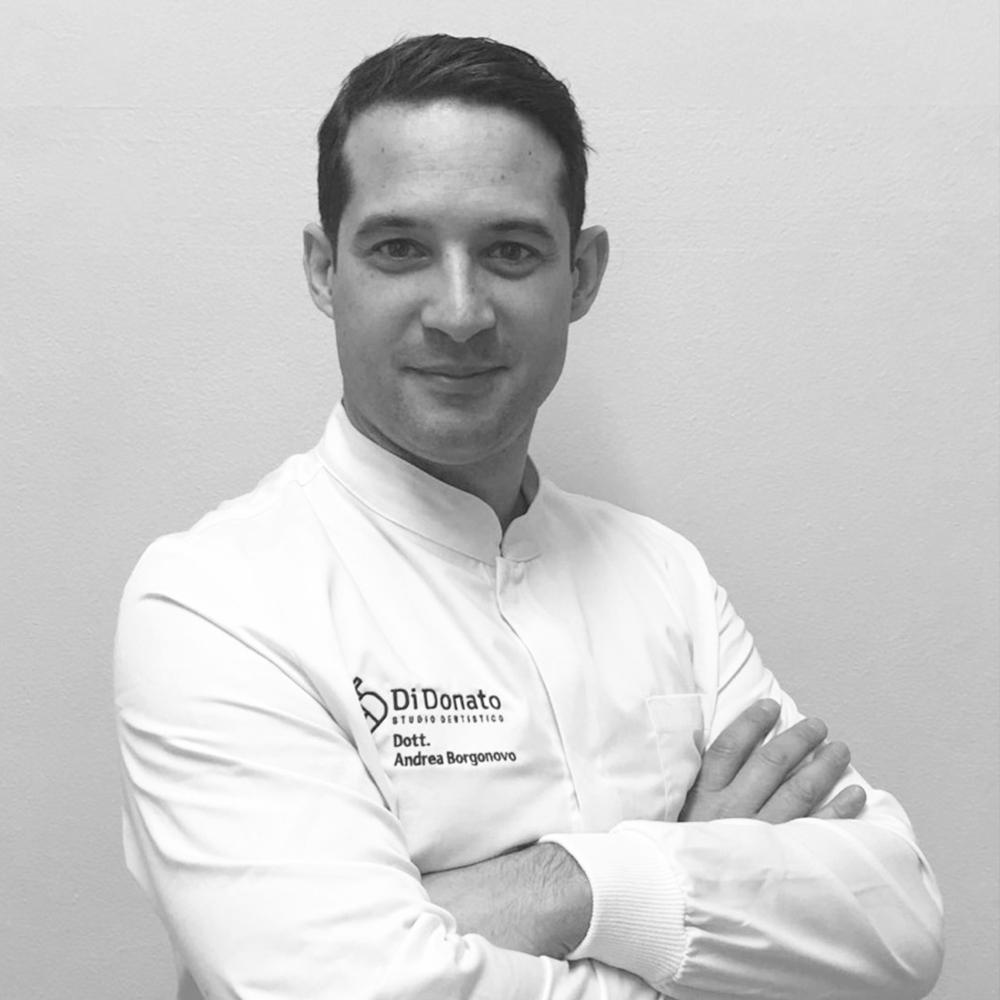 Dott. Andrea Enrico Borgonovo